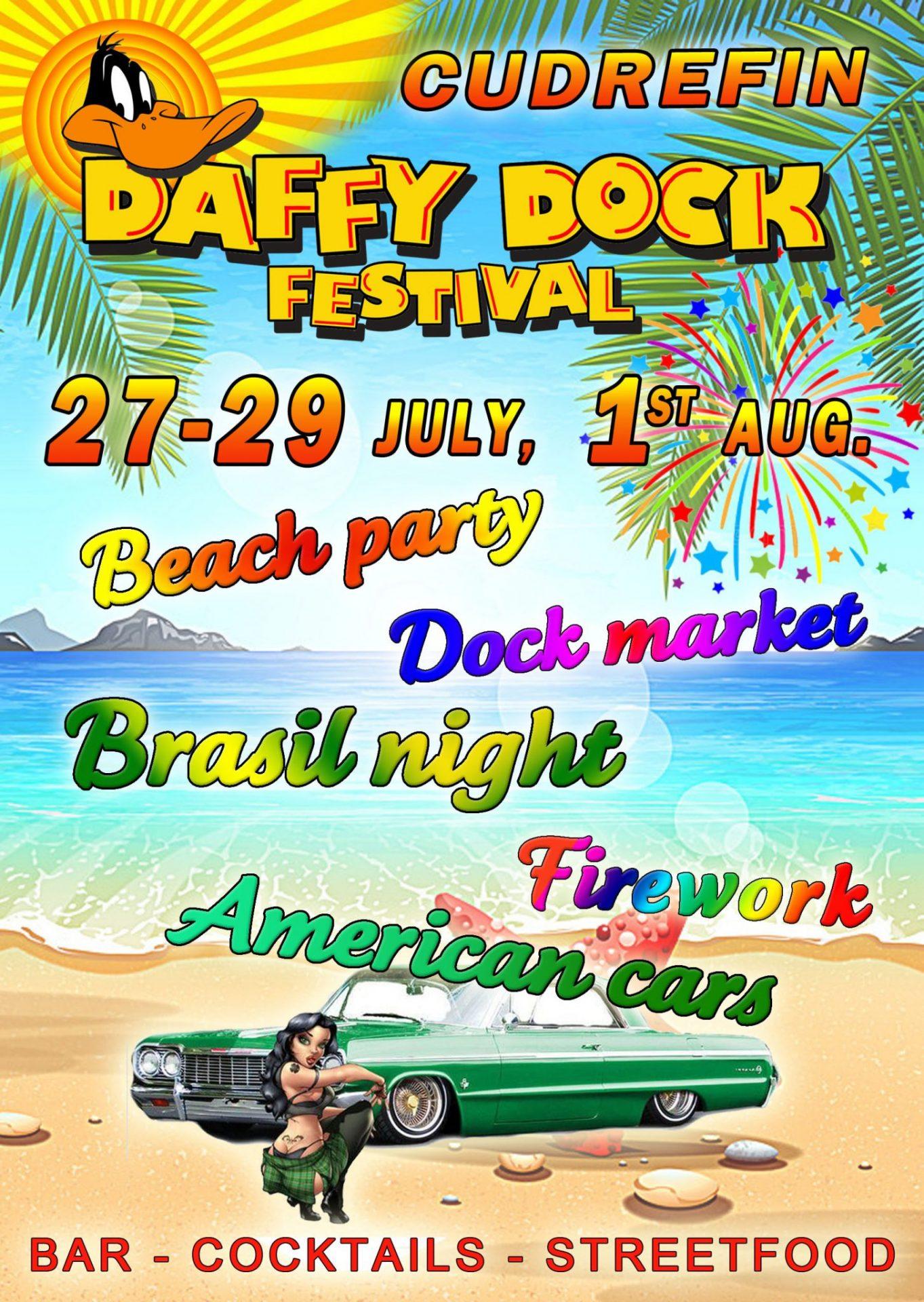 Daffy Dock Festival !!! Book the dates !!!
